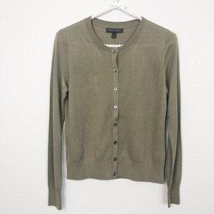 Banana Republic Cardigan Silk Cashmere Sweater S